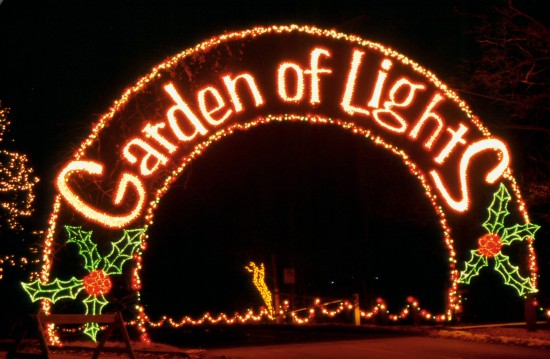 Muskogee Christmas Lights