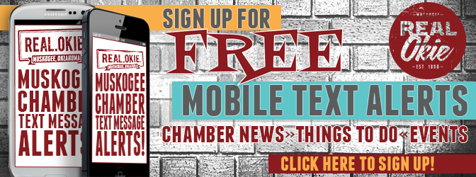 Sign Up Now for Mobile Text Alerts!