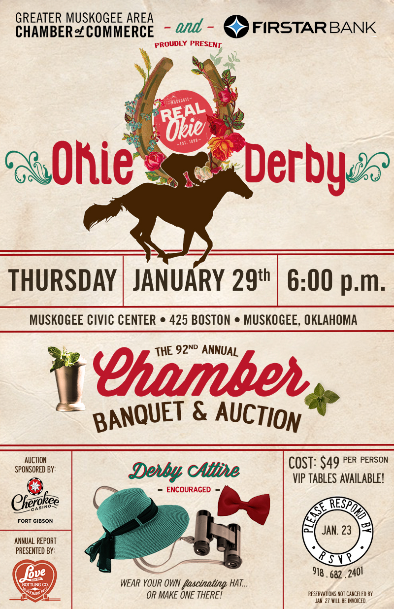 Chamber's Annual Banquet