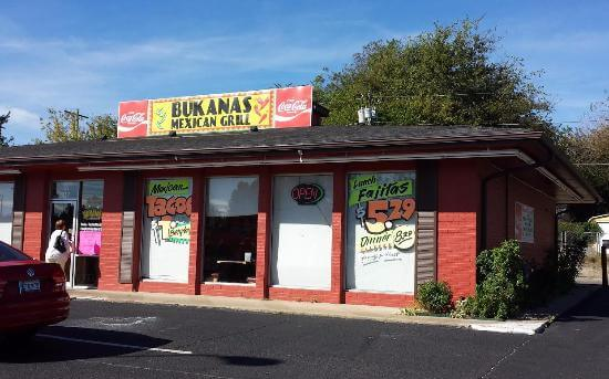 Bukanas Mexican Grill Muskogee Chamber Of Commerce