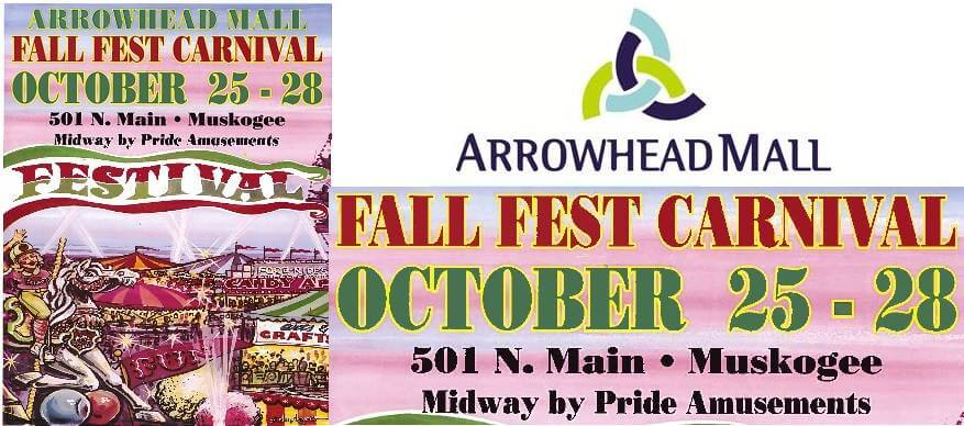 Fall Fest Carnival Muskogee Chamber Of Commerce