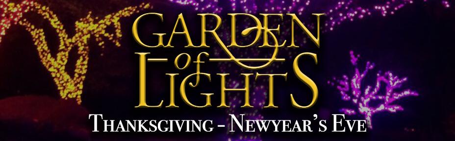 Garden Of Lights Honor Heights Park Visit Muskogee